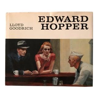 """""""Edward Hopper"""" 1983 First Edition Art Book"""