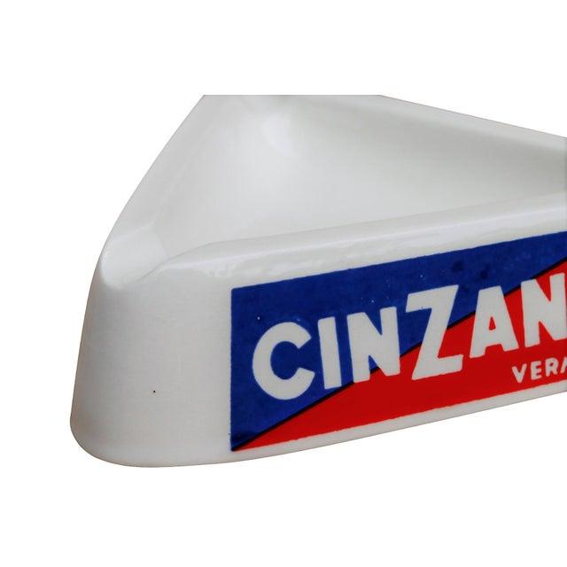 Cinzano Vermouth Ceramic Italian Ashtray - Image 4 of 5