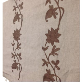 Ralph Lauren Lexie Embroidery Fabric For Sale