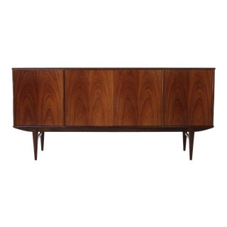 Mid Century Swedish Sideboard Credenza For Sale