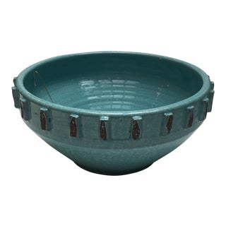 Mid-Century Style Bowl For Sale