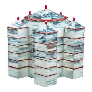 """""""castel Del Monte"""" Box by Roberto Rida, Italy, 2016"""