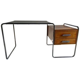 Rare Marcel Breuer Bauhaus Desk for Thonet 1930s For Sale