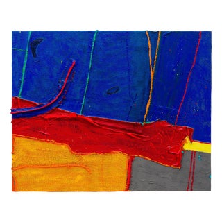 """Anthony Frost """"Flame Rave"""", Painting For Sale"""