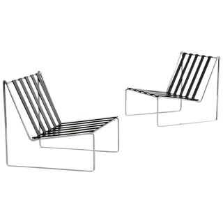 Kho Liang Ie 024 Lounge Chairs Artifort, 1962 For Sale