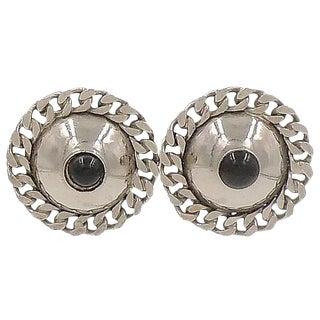 Ugo Correani Modernist Earrings For Sale
