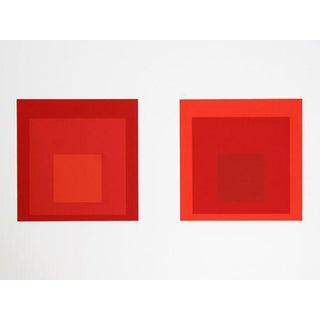"Josef Albers ""Portfolio 2, Folder 27, Image 2"" Print"