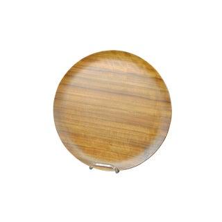 Bob Stocksdale Wooden Platter For Sale