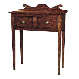 Scarborough House Hand Distressed Huntboard For Sale