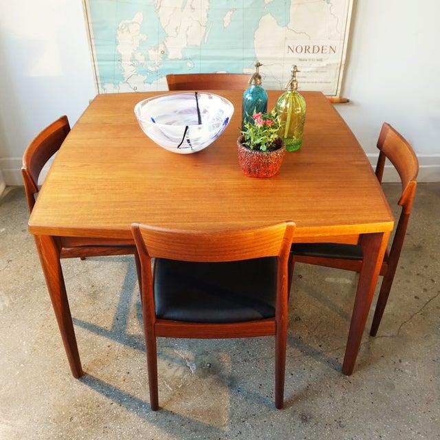 Danish Henning Kjærnulf Extendable Dining Table - Image 3 of 7