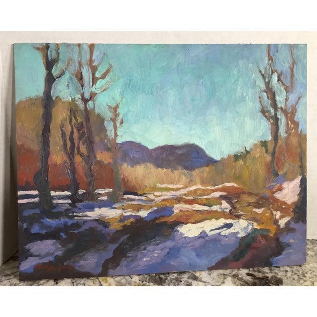 Jocelyn Davis Plein Air Painting - Image 2 of 11