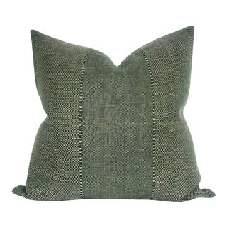 Delta Woven Pillow Cover For Sale