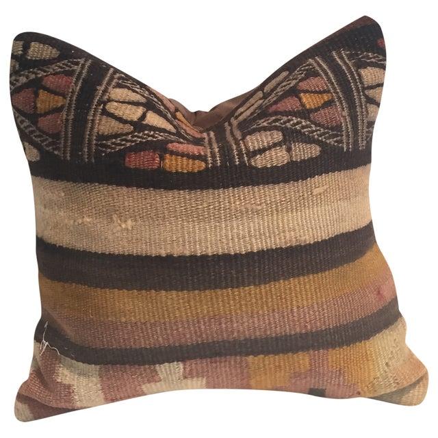 Vintage Kililm Pillow - Image 1 of 2