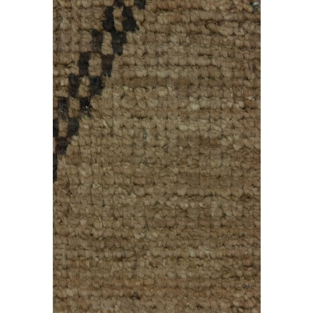 "New Moroccan Hand Knotted Area Rug - 8'3"" x 10'1"" - Image 3 of 3"