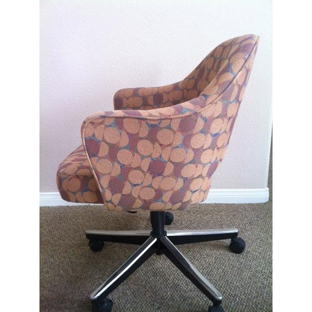 Eero Saarinen Knoll Executive Arm Chair - Image 4 of 8