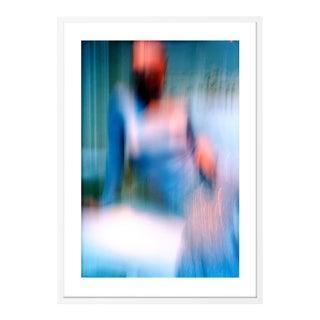 London, 2004 by David Gibson in White Frame, Medium Art Print For Sale
