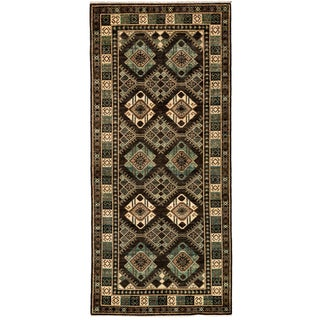 """Ziegler, Hand Knotted Runner - 4'3"""" X 9'9"""" For Sale"""
