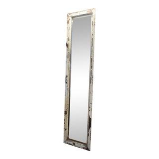 Reclaimed Copper Door Mirror For Sale