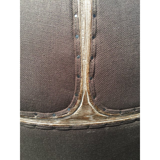 Restoration Hardware Versailles Dome Chairs - Pair For Sale In Dallas - Image 6 of 6