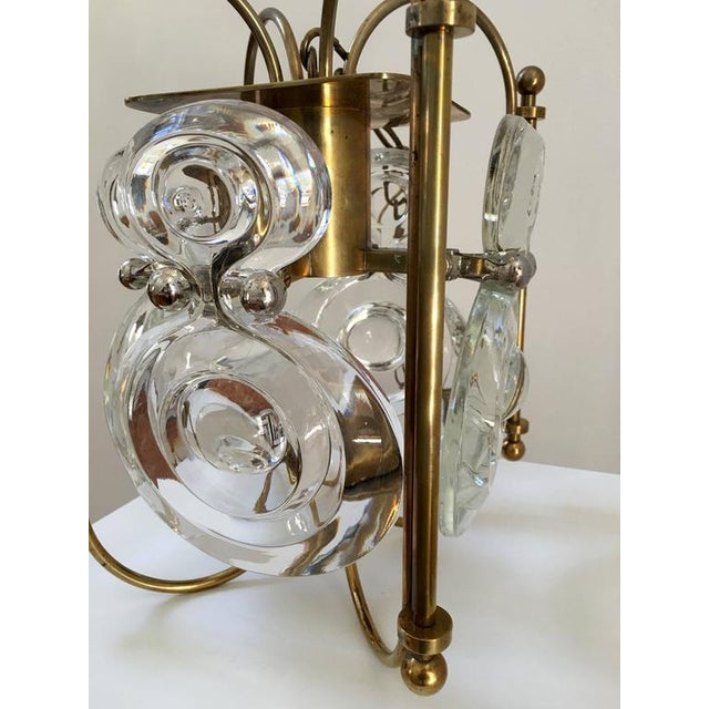 Gaetano Sciolari Lantern Chandelier - Image 7 of 8