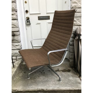 1970s Vintage Eames for Herman Miller Aluminum Group Lounge Chair Preview
