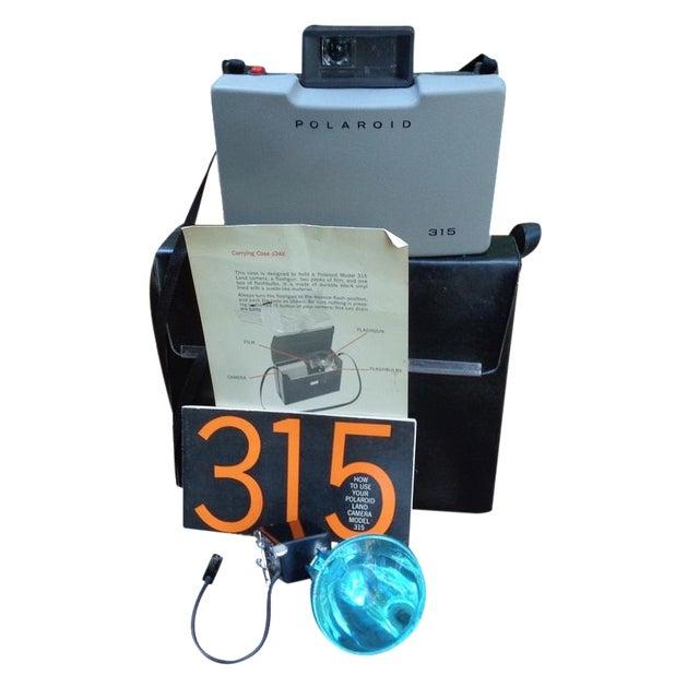 Vintage Polaroid Land Camera For Sale