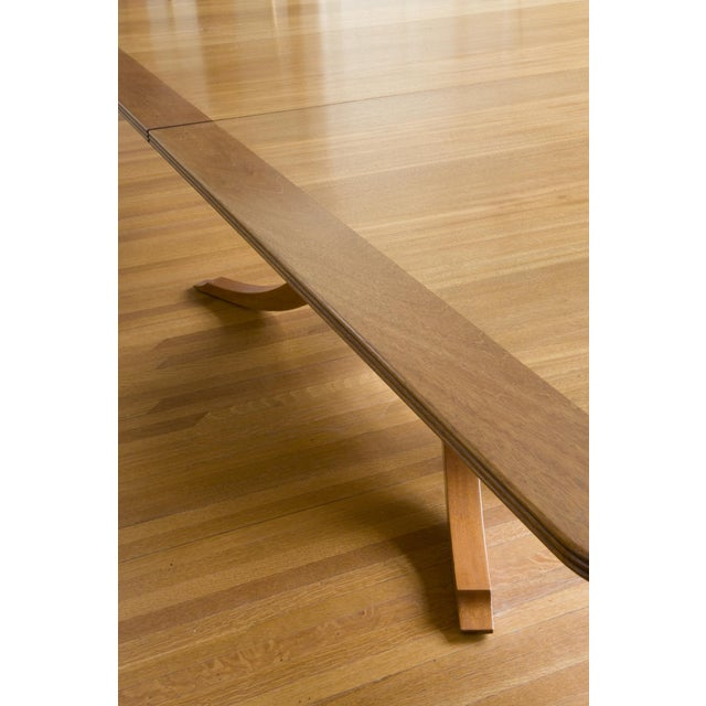 9-Piece Holly Hunt-Style Dining Set - Image 6 of 11