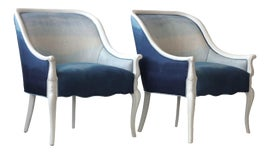 Image of Impressionist Bergere Chairs