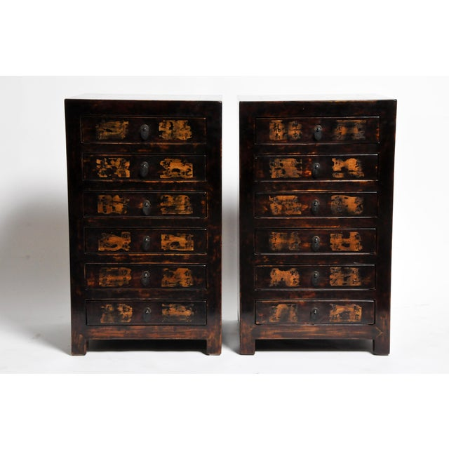 Chinese Side Chests - a Pair For Sale - Image 13 of 13