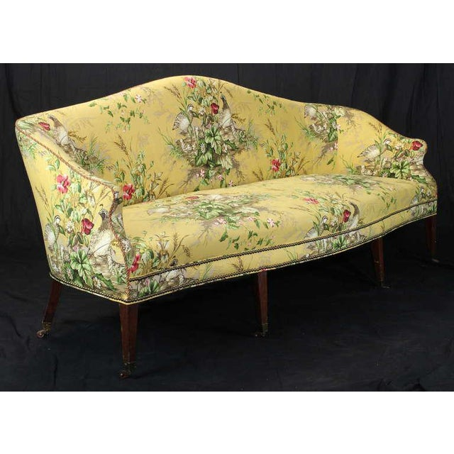 Early 19th Century Federal Sofa For Sale - Image 10 of 11