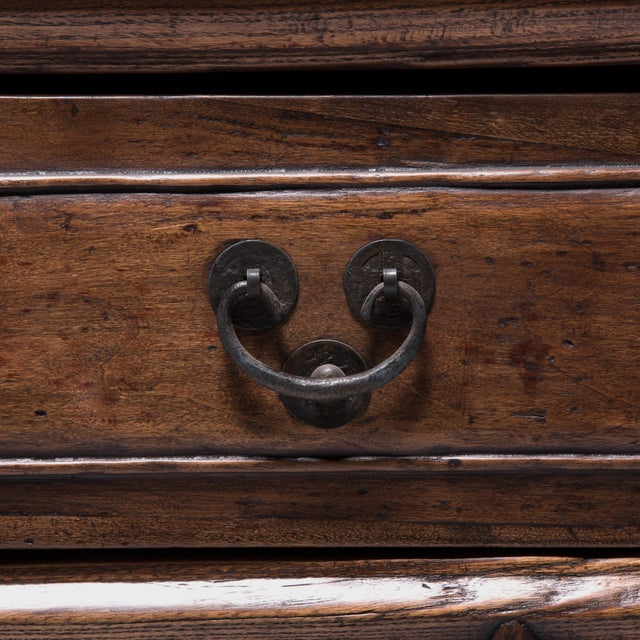 Metal 19th Century Chinese Ten-Drawer Altar Coffer For Sale - Image 7 of 9