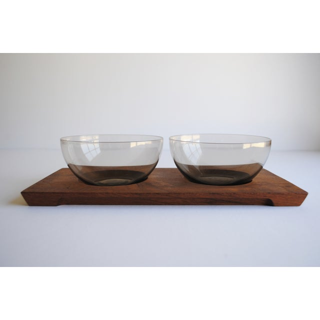 Mid-Century Serving Set - Image 2 of 5
