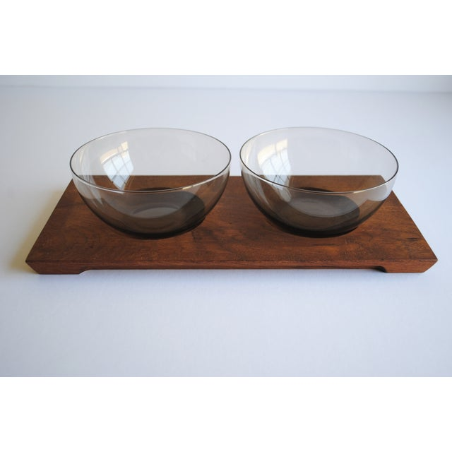 Mid-Century Serving Set - Image 3 of 5