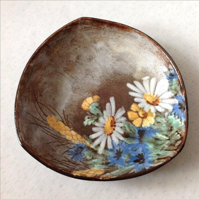 Alexandre Kostanda French Art Pottery Bowl - Image 2 of 11