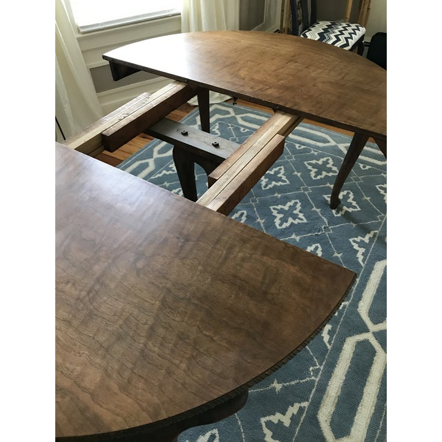 Vintage Round Dining Table - Image 7 of 9