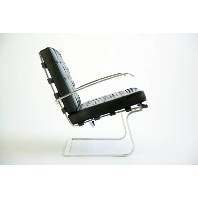 Knoll Mies van der Rohe Tugendhat Chairs For Sale - Image 4 of 10