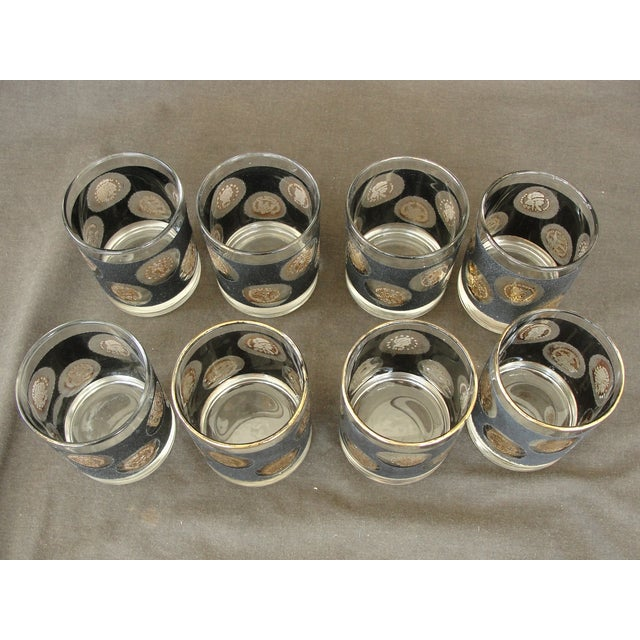 Libbey Coin Highball Glasses - Set of 8 - Image 9 of 10