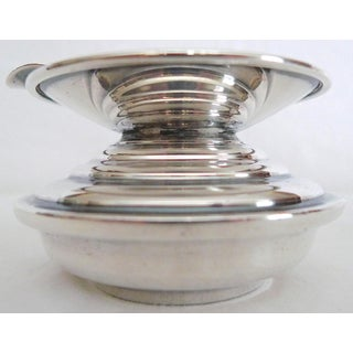 Vintage Cartier Sterling Silver Personal Ashtray Preview
