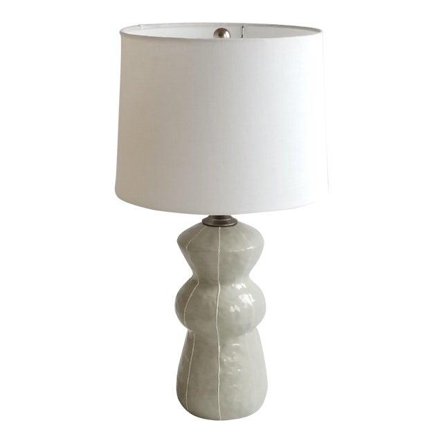 Table Lamp, Handmade Modern Style For Sale