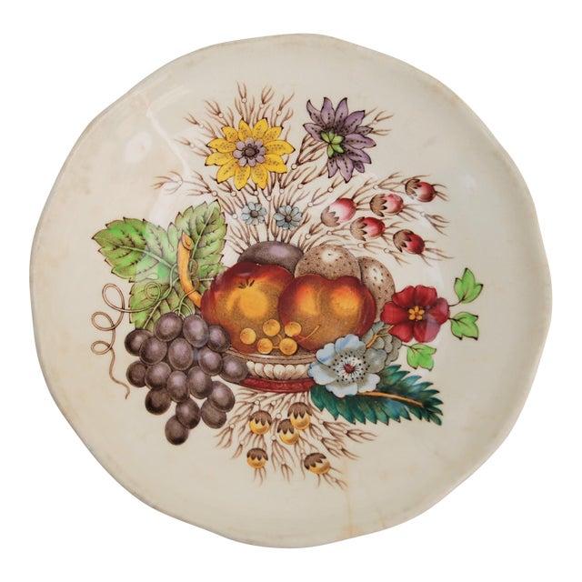 Vintage Spode Saucer in the Reynolds Pattern - Image 1 of 8