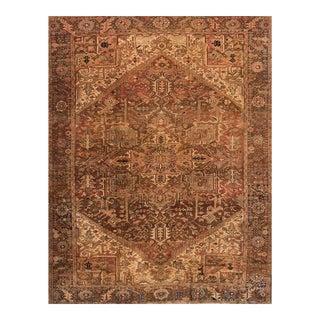 Apadana - Vintage Persian Heriz Rug, 10' x 13'