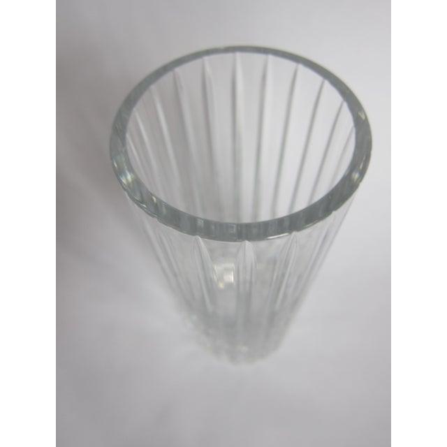 Modern Baccarat Harmonie Vase For Sale - Image 3 of 10