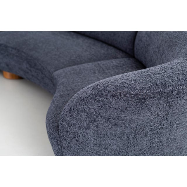 Vladimir Kagan for Directional Cloud Sectional Sofa For Sale In Chicago - Image 6 of 9