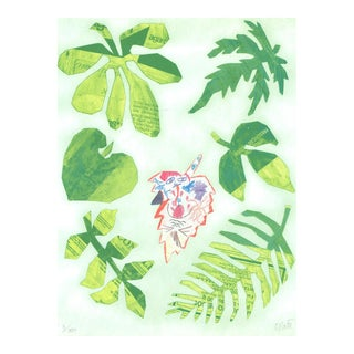 Medicinal Plants Lithograph by Otavio Roth