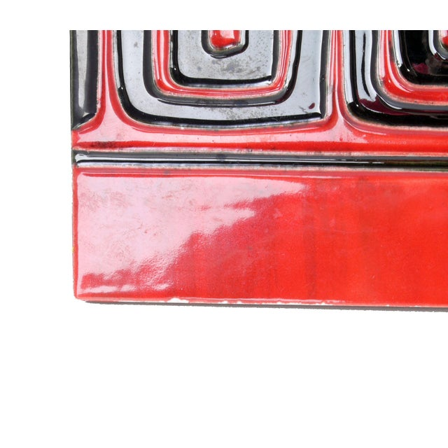Geisha Tile Wall Art Plaque - Image 7 of 9