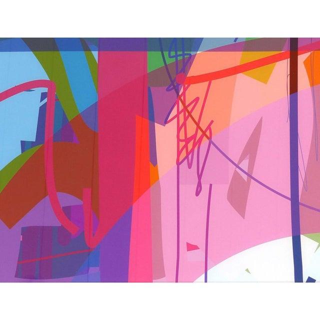 "Abstract Archival Digital Fine Art Print ""Treasure Island"" by William P. Montgomery For Sale In Miami - Image 6 of 8"