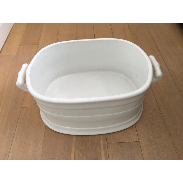 Large Ceramic Decorative Bowl - Image 2 of 8