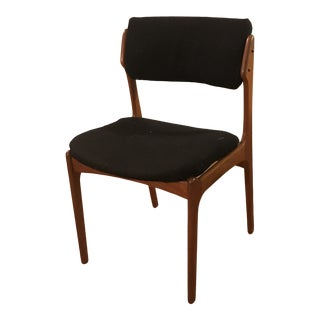 Sven Madsen Danish Mid Century Teak Chair For Sale
