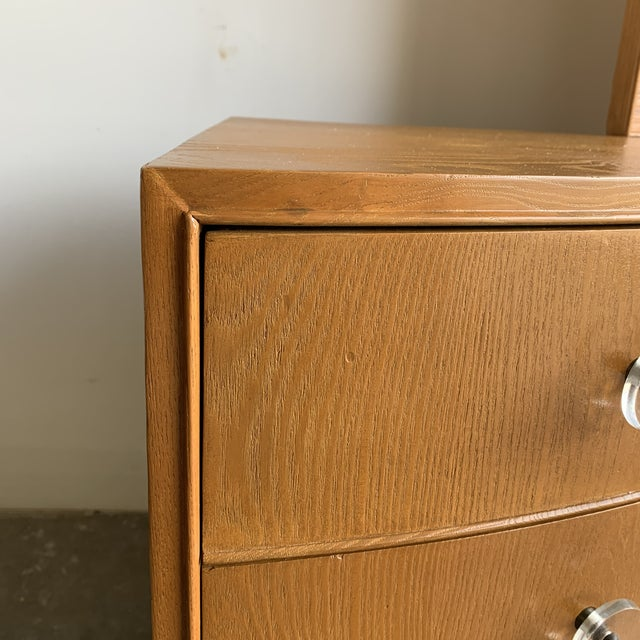 Wood Paul Frankl for Brown and Saltman Vanity For Sale - Image 7 of 13
