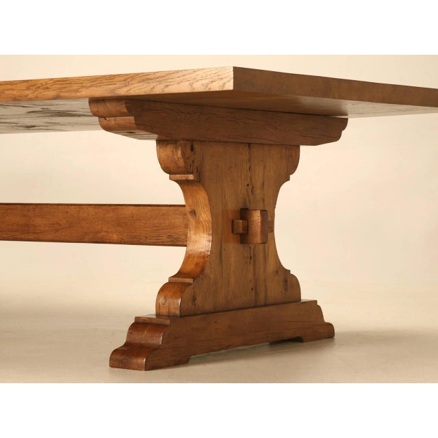Reproduction French Dining Table - Image 5 of 10